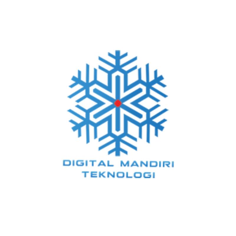 digital mandiri teknologi company logo