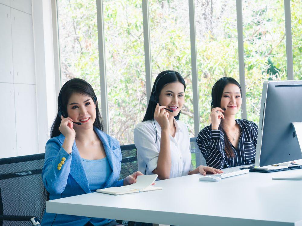 cara telemarketing bekerja